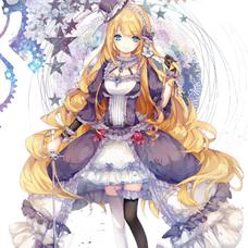 ✩ 白雪姫♕黒雪姫*Alice・ Grimoir・Cronos ✩のユーザーアイコン