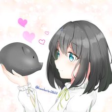黒豚のユーザーアイコン