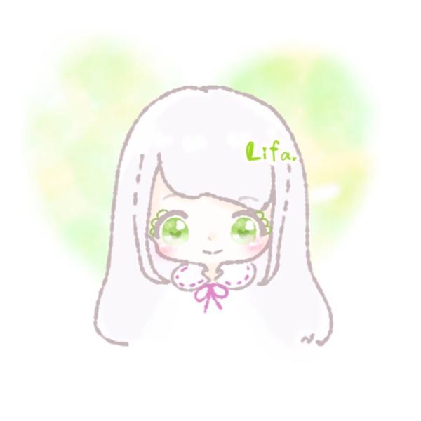 Lifaのユーザーアイコン