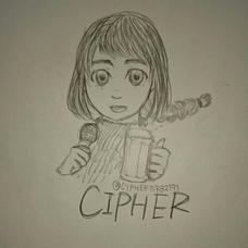 CIPHERのユーザーアイコン