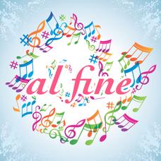 音楽記号ユニット『al fine』のユーザーアイコン