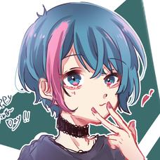 M0M0❁⃘*.゚氷水色*☂︎*̣̩⋆̩プラリネ's user icon