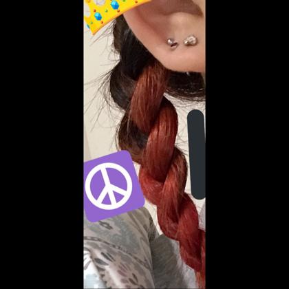りわ@髪の毛トマト色のユーザーアイコン