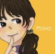 ミホのユーザーアイコン