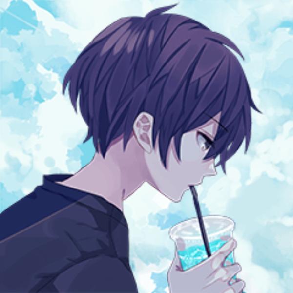 ゆめうさ【Water Blue】のユーザーアイコン