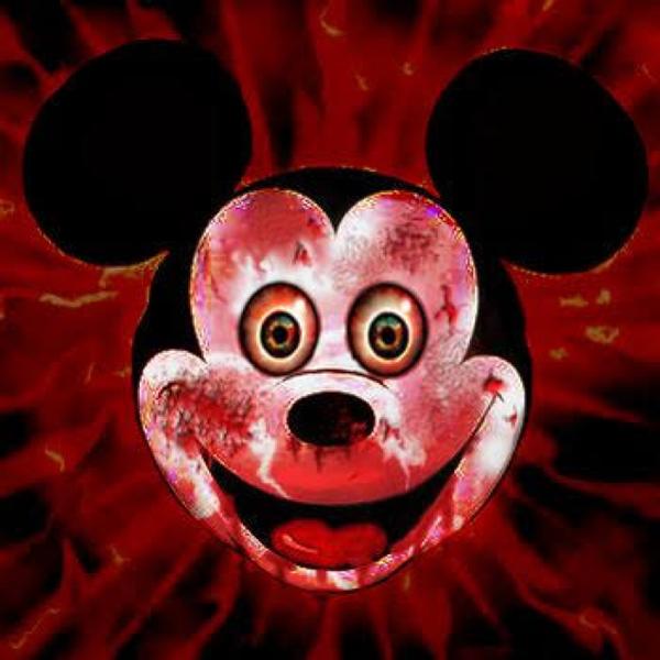 ミッキーマウス《夢の国の殺戮者》のユーザーアイコン