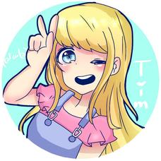 Tim's user icon