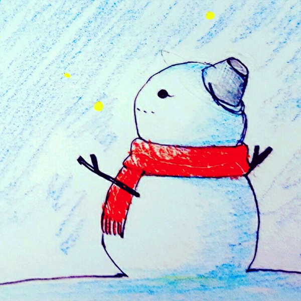 雪だるまのユーザーアイコン