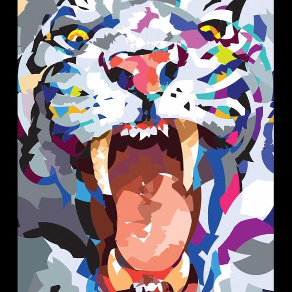 白虎のユーザーアイコン