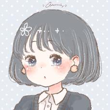 MHN(もんちゃん)🌙*゚久しぶりのユーザーアイコン