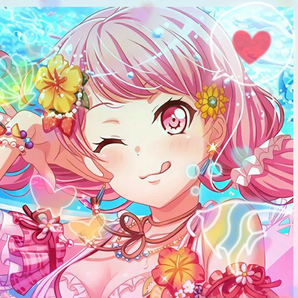 優(・(×)・)花のユーザーアイコン