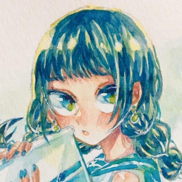 彩花のユーザーアイコン