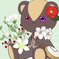 花熊のユーザーアイコン