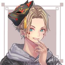藍月's user icon