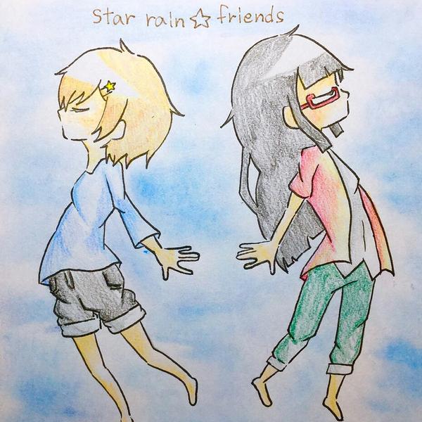 そら@star rain☆friends /そらなー 志麻リスのユーザーアイコン