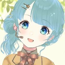 Aquaのユーザーアイコン