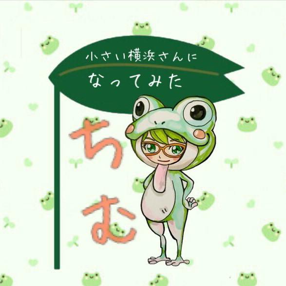 ちむ( ᐛ )⸝小さな横浜サンになってみたwのユーザーアイコン