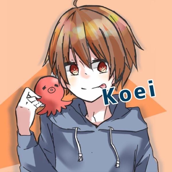 TK🐙=Koei(こうえい)のユーザーアイコン