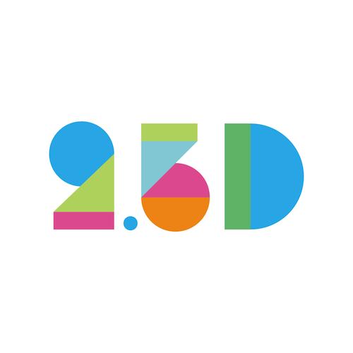 2.5Dのユーザーアイコン
