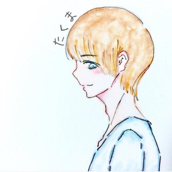 たくま/クイーンオブハート/乙女解剖のユーザーアイコン