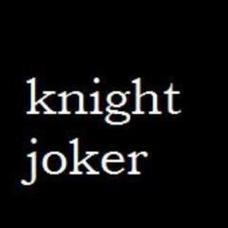 knight  jokerのユーザーアイコン