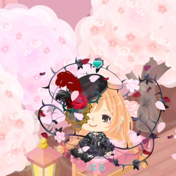 【はる😊】春だね〜桜が綺麗💖のユーザーアイコン