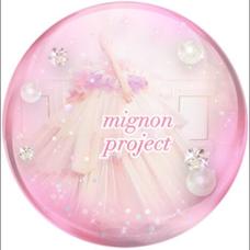 mignon projectのユーザーアイコン
