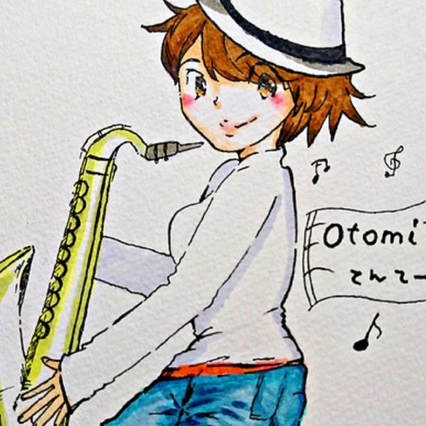 おとみ。08.04@下北沢ぬーぼー氏主催ライブのユーザーアイコン