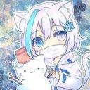 雪猫☃️🌈☁️はぴすか!HappySkyRainbow!☀️🌈☁️のユーザーアイコン