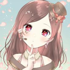 桜 🌸  🌹三日月🌻めっちゃホリディ🍅 聴きnana遅れてすみません( ᵒ̴̶̷᷄꒳ᵒ̴̶̷᷅ )🥺のユーザーアイコン