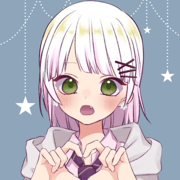 北斗七星→ダンスフロアのユーザーアイコン