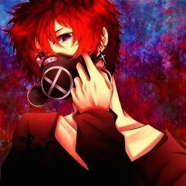 黒薔薇のユーザーアイコン