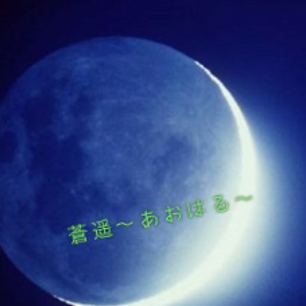 蒼遥~あおはる~のユーザーアイコン