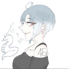ちろ蛇(元は数字の蛇)のユーザーアイコン