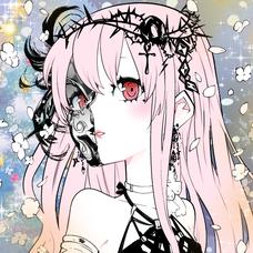 るい♡気ままぬこฅ•ω•ฅ♡点描の唄コラボしてね♡のユーザーアイコン