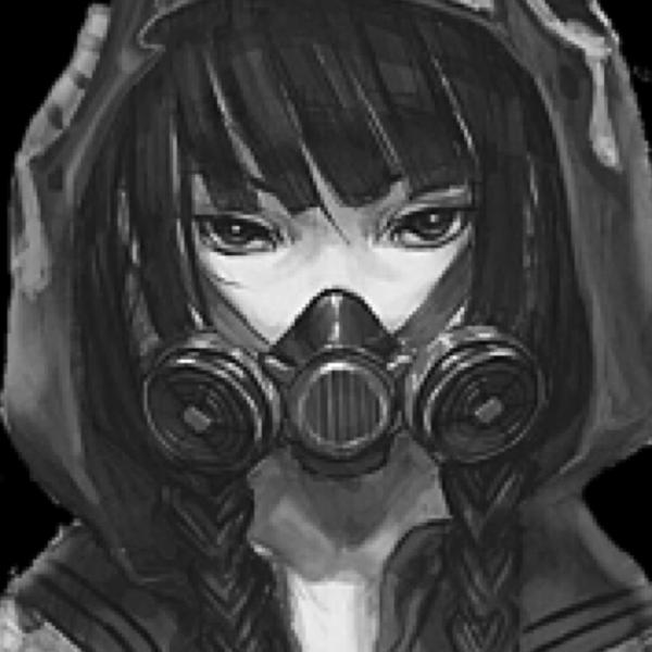 ガスマスク女のユーザーアイコン