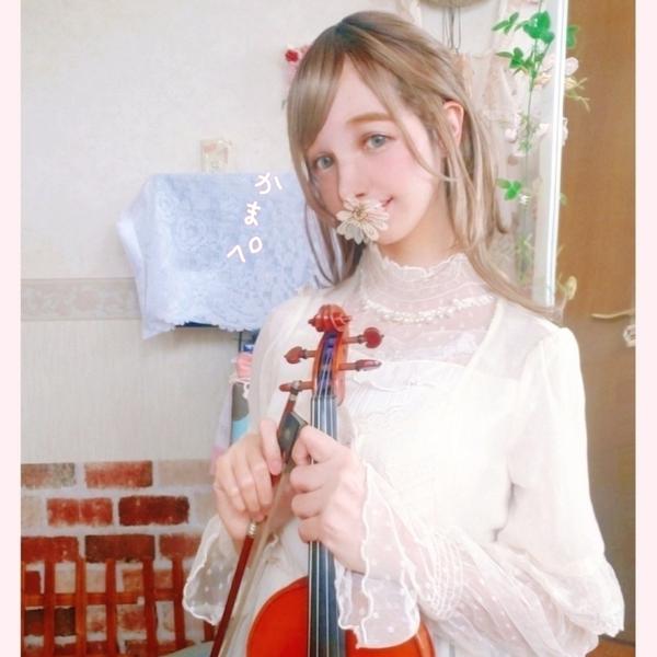 かまぺ໒꒱🎹🎻ゲーム曲ぱふぉーまー🎮あれんじ演奏屋𖧷Twitterやてる!!/げーそん演奏女子🎮ユニット𓊆ღ白魔かふぇ☕*໒꒱𓊇組んでます🌸のユーザーアイコン