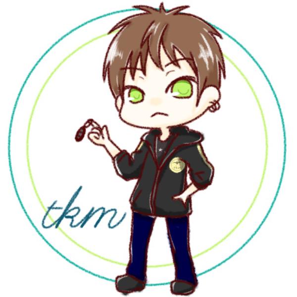 tkmのユーザーアイコン