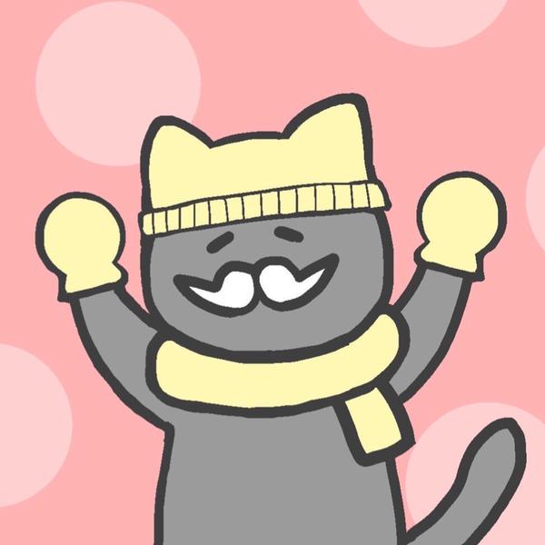 ひげ猫のユーザーアイコン