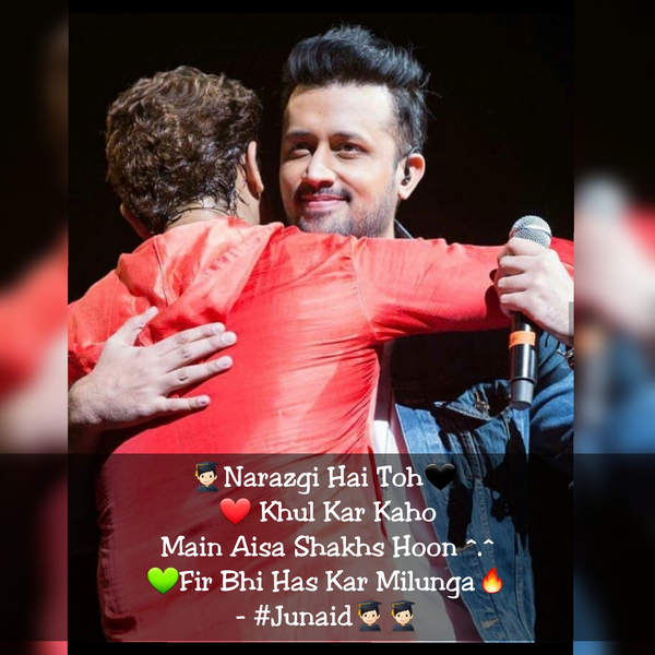 🔥Biggest's Fan of Atif Aslam🔥^.^のユーザーアイコン