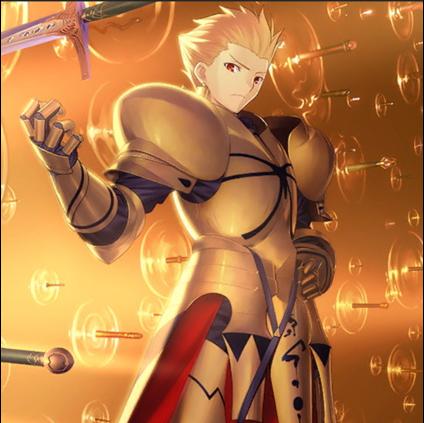 英雄王のユーザーアイコン