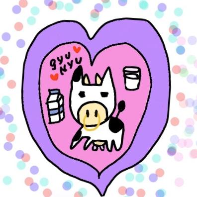 牛乳のユーザーアイコン