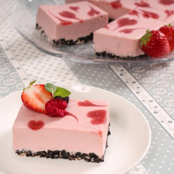 イチゴのレアチーズケーキのユーザーアイコン
