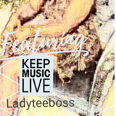 😇🙌🎼LadyTee(God)daBoss Official Museic Radio🍇🕊⚜👒's user icon