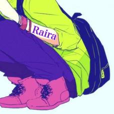 Rairaのユーザーアイコン