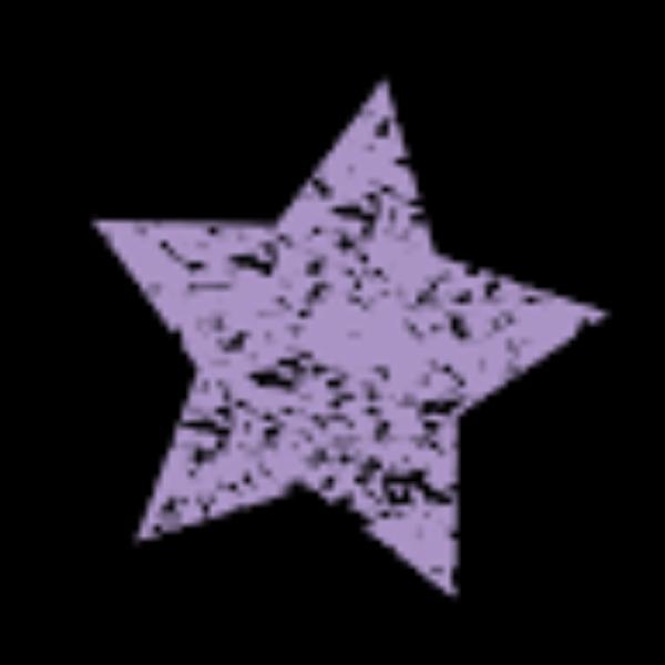 星型のユーザーアイコン