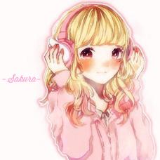 桜羅-sakura-@低浮上になりますm(_ _)mのユーザーアイコン