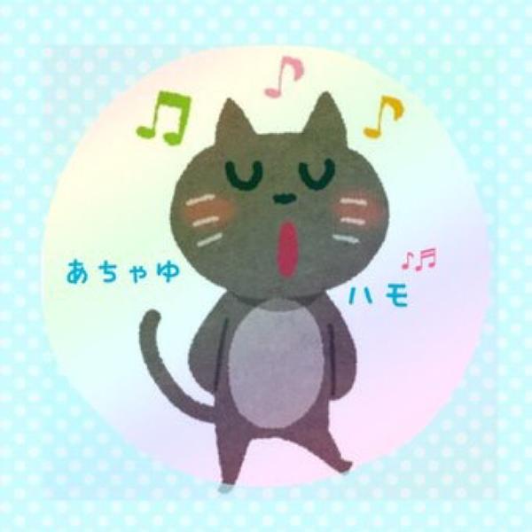 あちゃゆ🐱感じるハモ歌えるように😌のユーザーアイコン