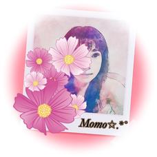 モモのユーザーアイコン