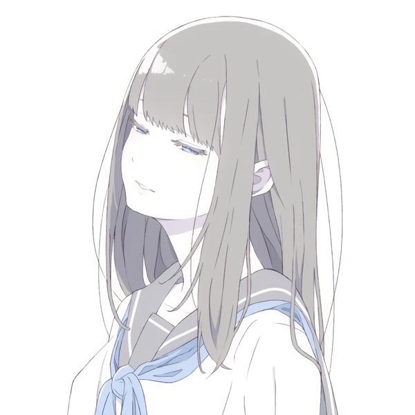 深 藍のユーザーアイコン